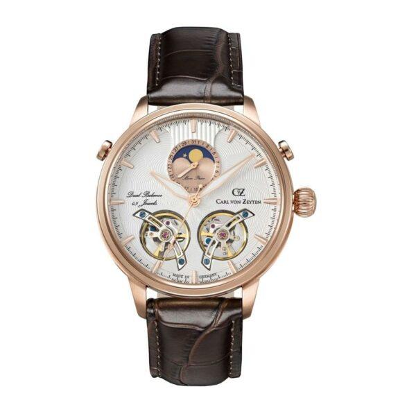 Juwelier Hoffmann - Dresden - Uhren - Uhrenmarke - Carl Von Zeyten