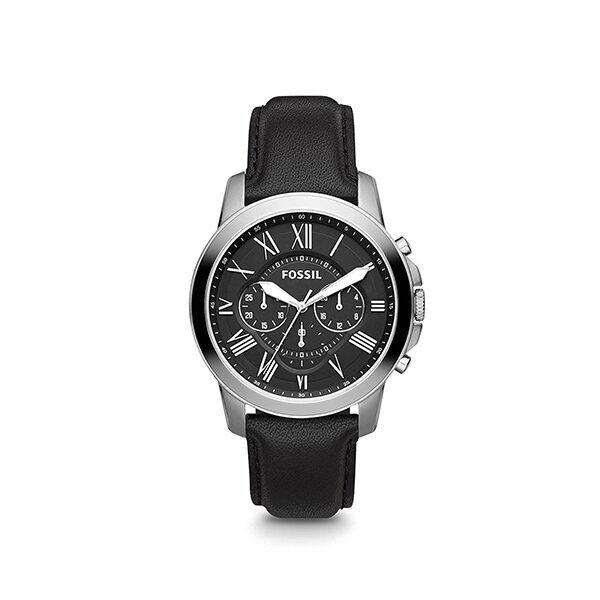 Juwelier Hoffmann - Dresden - Uhren - Uhrenmarke - Fossil - Schwarz