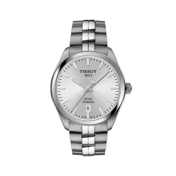 Juwelier Hoffmann - Dresden - Uhren - Uhrenmarke - Tissot PR100 Titanium