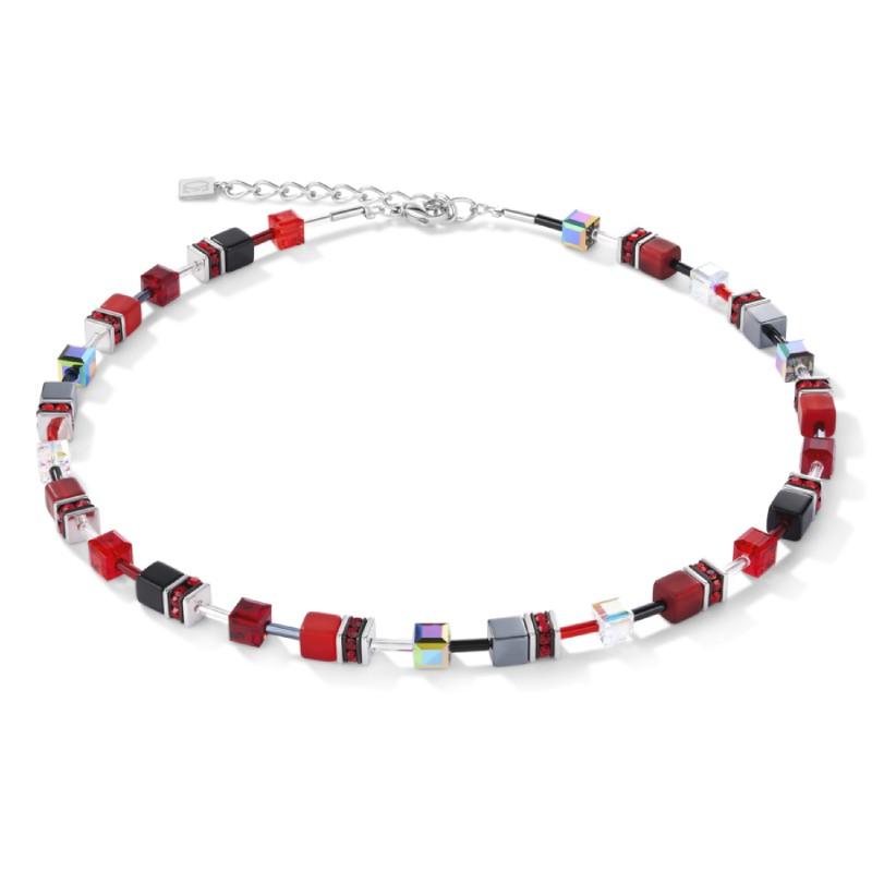 Coeur de Lion Halskette rot-hämatit Image