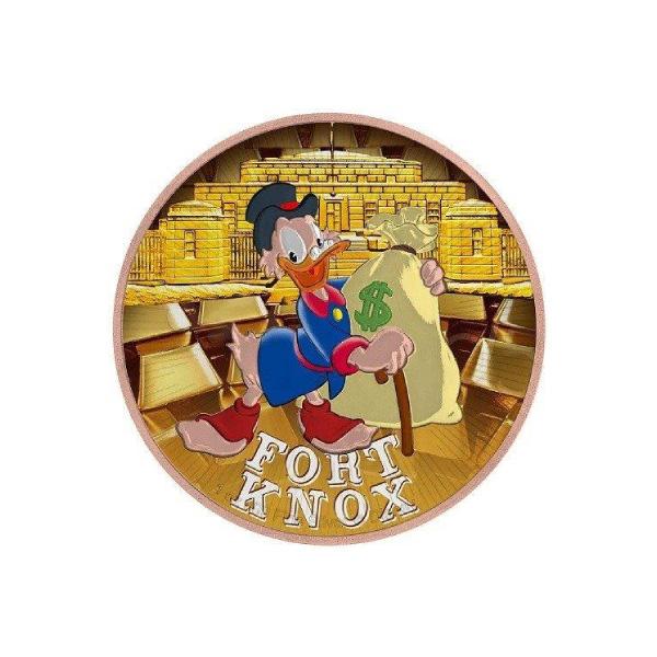 Juwelier Hoffmann - Goldinvestment - Colorierte Sammlermünzen