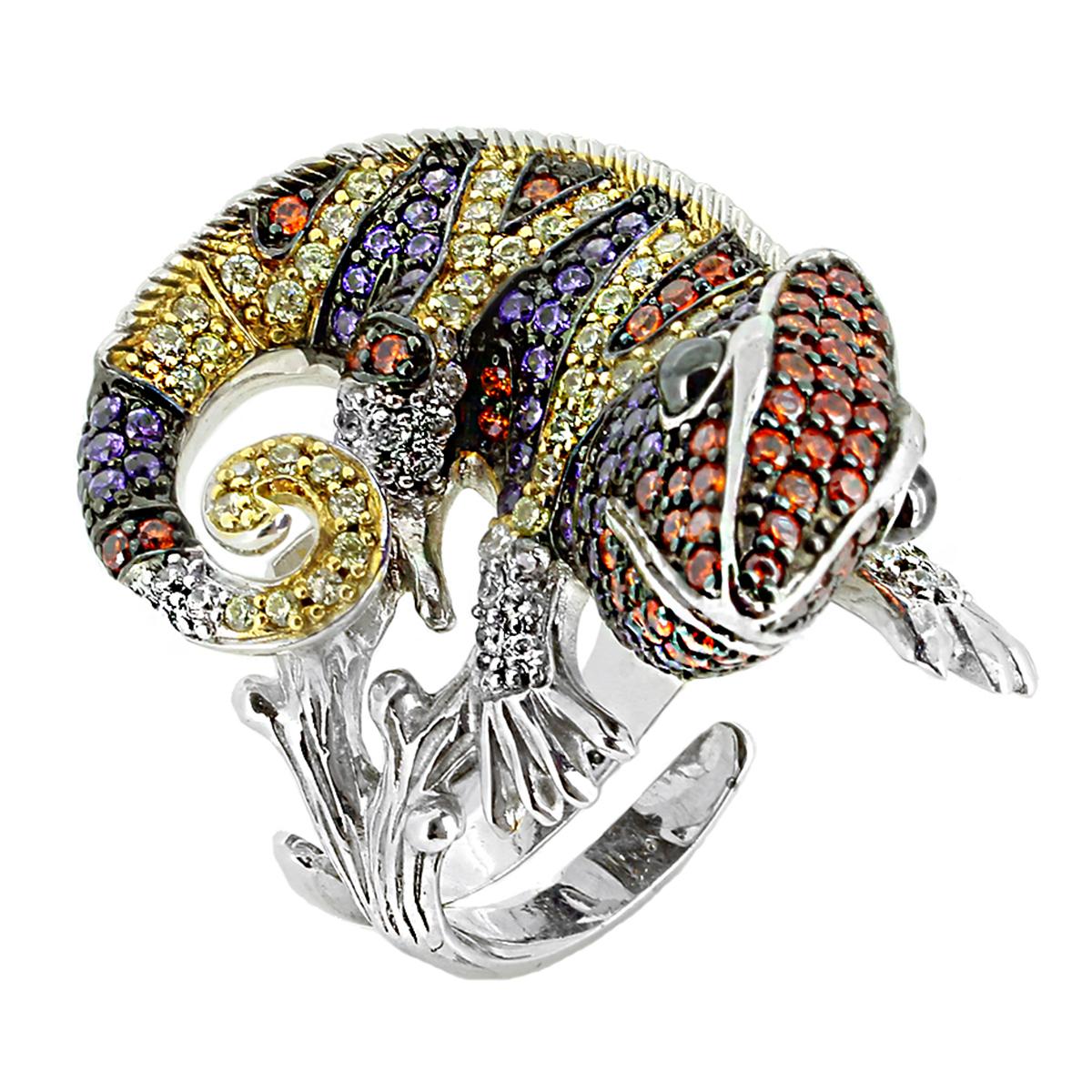 Seinerzeit Chappie Chamäleon Ring Image
