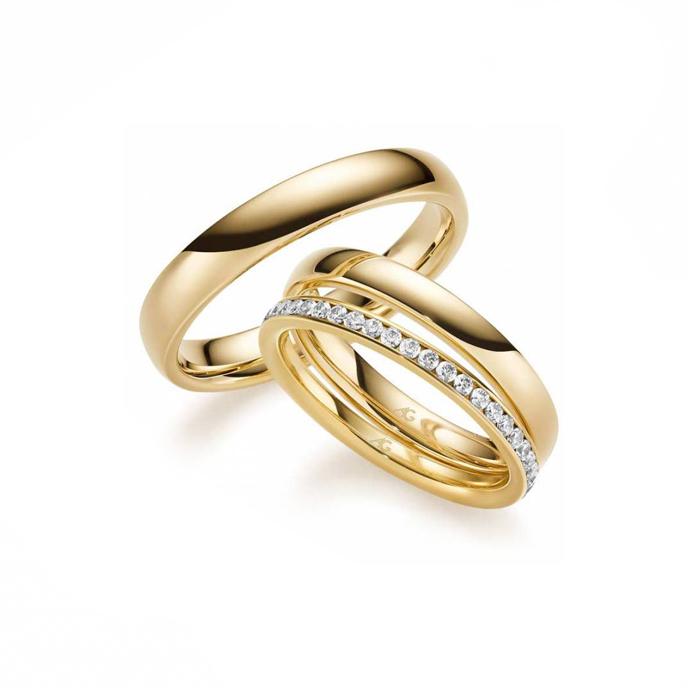 Juwelier Hoffmann - Dresden - Trauringe - Giloy